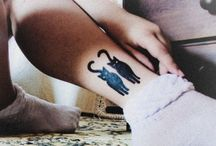 tattoos gatos
