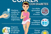 Ejercicio / Conoce los beneficios que tiene para tu cuerpo el ejercicio y cómo es que este puede ayudar a la gente con Diabetes.