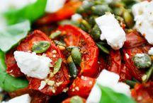Salater og andet tilbehør