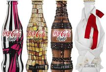 Coke Bottles  / by Suzanne Christopher