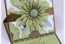Easel cards to create