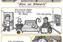 Yarn humor / by Lorna Watt