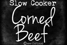 Corned Beef Recipe Ideas
