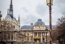 Uliczkami Paryża