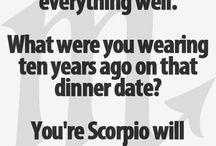 Scorpio (Schorpioen)