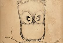 Owls / by Lucy Gentry