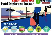 Online Travel Web Portal Development Company / Leading Online Travel Web Portal Development Company in India