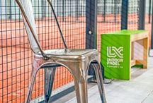 LX Indoor Padel
