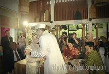 Wedding / Documentation on wedding reception and ceremony