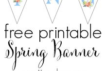 Printables for Home Decor / Stylish art and quotes printables that are perfect for home decor!  Lot's of free printables to choose from as well.
