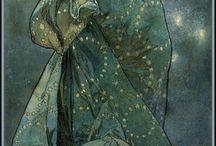 femme lunaire