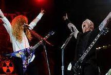 Metallica & Megadeth photo
