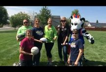 """Fuel Up to Play 60 / Fuel Up to Play 60, a school wellness program from the National Dairy Council, Idaho Dairy Council and the NFL is helping to make wellness part of the game plan in more than 70,000 schools across the country.The program encourages students to work collaboratively with adults to make real changes by implementing school-wide healthy eating and physical activity """"plays""""– strategies that help students """"fuel up"""" with nutrient-rich foods and """"get up and play"""" for at least 60 minutes every day."""