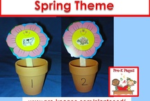 Spring & Easter in the Classroom / by Leslie Platzke