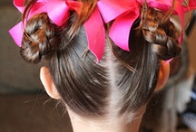 Hairstyles for the girls / by Christie Will