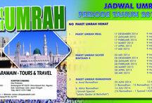 Jadwal Umroh CAHAYA KAABAH - TOURS & TRAVEL di Serang-Cilegon-Banten