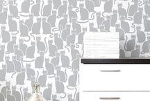 Wallpaper & Decor / Wallpaper & Paint Decoration