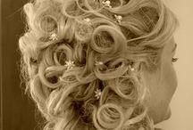 Weddings Hair up do