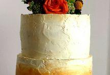 Wedding Cakes, Buttercream