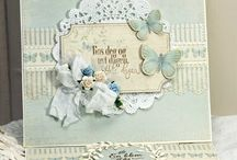 CARDS - Shabby Chic / Vintage