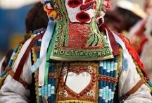 Maskara, marionett, figura