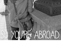 Study Abroad Posts (for work) / by Erika Cruz