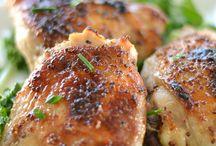 Chicken Dishes / Chicken and Turkey