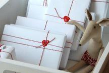 Weihnachten: Geschenke verpacken