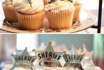 Cowboy themed shower / by Emily Arnold Crum