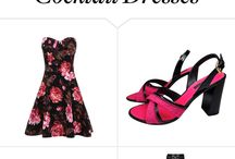 Платьешки, фасоны, цвета / Об одежде