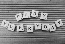 Play everyday / Play Everyday - games, fun, activities for families, groups of friends.