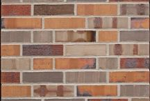 Klinker Farben (Fassade)