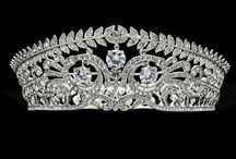 Tiaras: Regency Reproductions and Close-To Repros