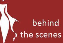 Behind the Scenes / Pelaksanaan Make - Up