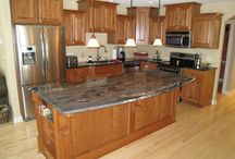 Our Kitchens / Our gallery of custom kitchen projects.