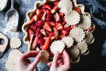 Food Photography - Pies + Tarts