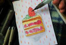 watercolor by winona