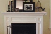 Mantle ideas / by Tara Smith