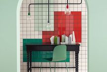 Wall Tile Inspiration / by Modwalls