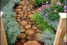 Garden - caminhos e detalhes