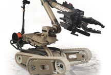 UGV / Unmanned ground vehicles / Mobile robots