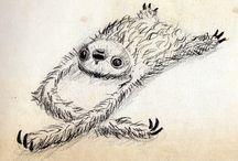 Animals / Sloths