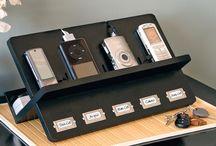DIY Organisation storage