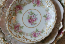 Hand Painted Roses, China, or anything w/roses! / I love to dish!