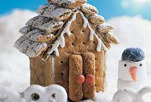 Gingerbread Dwellings