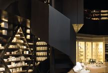 perfume visual merchandising inspirition