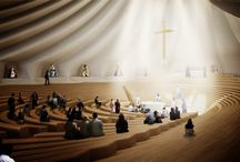 Churches and casinos / P3 Inspiration - light and dark