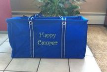 Thirty-One Camping Ideas / Camping + Thirty-One = Happy Girl! / by Heather Wamble