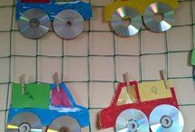 κατασκευες με cd