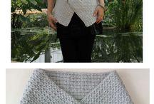 tejidos de niños a palillos